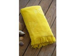 Полотенце для пляжа SoundSleep Tahiti yellow 100х150 см