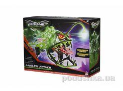 Игрушечный дрон Auldey Drone Force исследователь и защитник Angler Attack YW858300