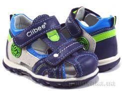 Босоножки детские Clibee F214mix blue-moon blue 23