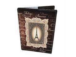 Кожаная обложка для паспорта Devays Maker Amoure 01-01-229