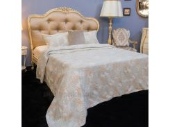 Покрывало Villa Grazia Premium Cooper 260х270 см без наволочек