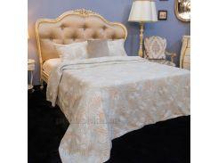 Покрывало Villa Grazia Premium Cooper 260х270 см + 2 наволочки (50х70 см)
