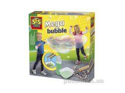 Набор для создания гигантских мыльных пузырей - МЕГА (мыльный раствор, инструменты) 02251S