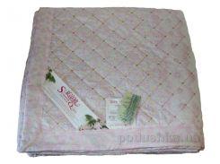 Одеяло летнее бамбуковое Goldentex розовое 200х220 см вес наполнителя 1100 г