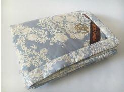 Одеяло летнее Alltex сатин-холлофайбер Cavalli blue 150х200 см