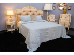 Покрывало Villa Grazia Premium Bard 260х270 см + 2 наволочки (50х70 см)