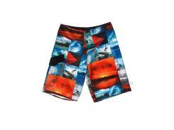 Шорты мужские Gloria Jeans 38677 разноцветные красные 40