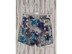 Шорты женские Gloria Jeans 76379 разноцветные голубые 38