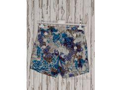 Шорты женские Gloria Jeans 76379 разноцветные голубые 44