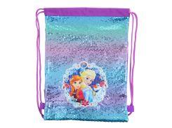 Сумка-мешок Yes DB-11 Frozen 40x30 см 555508