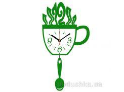 Настенные часы Didiart Чашка с ложкой 1-0140
