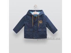 Куртка для мальчика Bembi КТ162 синяя 80