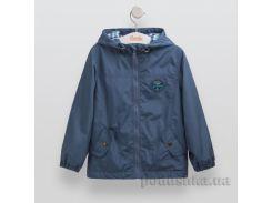 Куртка для мальчика Bembi КТ163 синяя 122