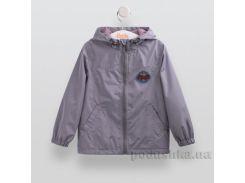 Куртка для мальчика Bembi КТ163 серая 128
