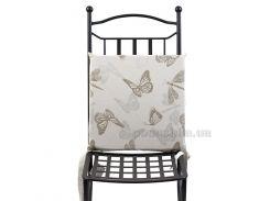 Подушка для стула Emilia Arredamento Полет бабочки 40х40 см