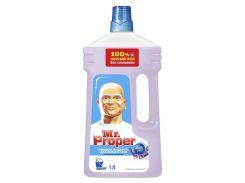 Моющая жидкость для полов и стен Mr Proper Лавандовое спокойствие 1 л