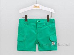 Шорты для малышей Bembi ШР455 зеленые 80