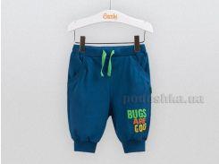 Штаны для малышей Bembi ШР458 супрем синий 92
