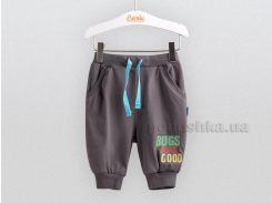 Штаны для малышей Bembi ШР458 супрем серый 92