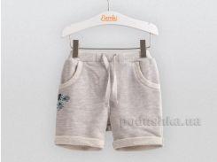 Штаны трикотажные для малышей Bembi ШР459 серые 80