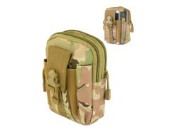 Мини-сумка Traum 7019-31 камуфляж