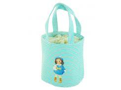 Термо-сумка ланчбокс Traum 7012-36 голубой