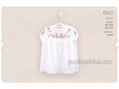 Блузка для девочки Bembi РБ92 белая 104