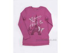 Кофта для девочки Bembi ФБ579 интерлок фиолетовый 134