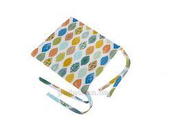 Подушка для стула LiMaSo LS03 Листики 40х40 см