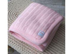 Плед детский Betires Lovely Pink 80х110 см
