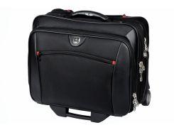 Кейс-пилот для ноутбука 16 Wenger Potomac Wheeled Laptop Case чёрный 600661