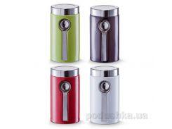 Банка для продуктов с ложкой Zeller G19800 в ассортименте цвет серый