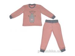 Пижама для девочки Обнимашки D&S 185006 92