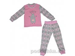 Пижама для девочки Обнимашки D&S 185004 110