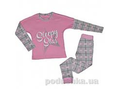 Пижама для девочки Sleepy Star 185005 122