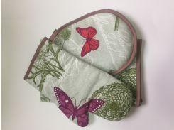 Набор кухонных принадлежностей Хозяюшка Бабочки