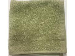 Салфетка махровая Узбекистан Аиша фисташковая салфетка 30х30 см