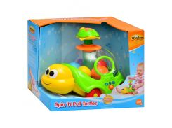 Развивающая игрушка WinFun Черепаха 00000115058