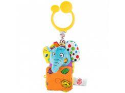 Игрушка-подвеска Biba Toys Мобильный телефон Слоник 00-00116637