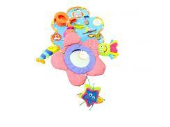 Игрушка-подвеска Biba Toys с колокольчиком и зеркальцем Океан 00000077146