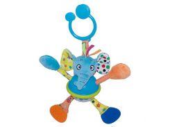 Игрушка-подвеска Biba Toys Слоненок 00000123998