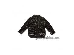 Куртка для девочки стеганая Joules 711 черная 7-8Y(128)