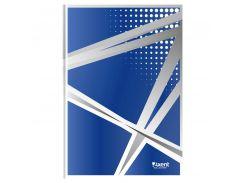 Книга записная А4 Axent Office 96л. кл. синяя 8422-402-A