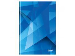 Книга записная А4 Axent Polygon 96л. кл. синяя 8422-202-A