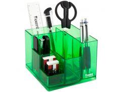 Набор настольный Axent Cube в коробке салатовый 2106-09-A
