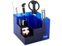 Набор настольный Axent Cube в коробке синий 2106-02-A