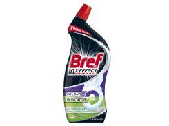 Гель для чистки и дезинфекции унитазов Bref Power 10 в 1 Полная защита 700 мл 9000101311327
