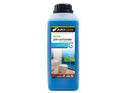 Концентрат для мытья сантехники Buroclean Soft Dez-3 1л 10900050