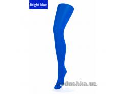 Колготки зимние синие для девочки 80 den Betty Giulia 140-146