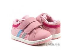 Ботинки для девочки Clibee F721 pink 20